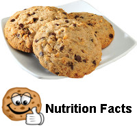 Healthy Cookie Nutrition Facts